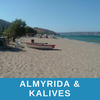 Kalives Beach, Crete - Crete Escapes